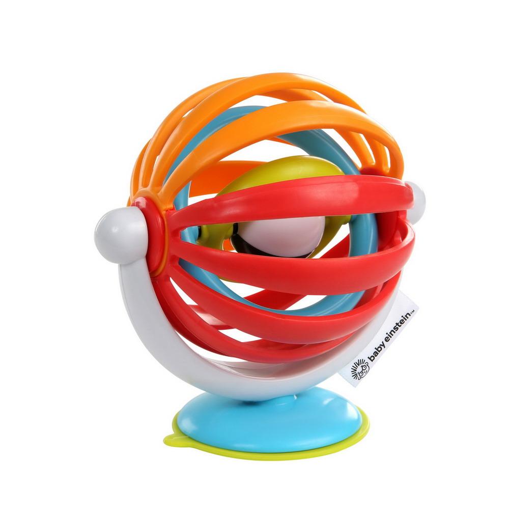 ベビー キッズ おもちゃ 玩具 がらがら ラトル 11522 スピナー スティッキー ツー ベビーアインシュタイン 2020春夏新作 低価格化 大感謝価格