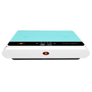 【大感謝価格 】スリミング振動ステッパー スマート ホワイト SSMT-1152