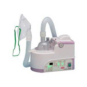 【メーカー直送】【大感謝価格 】【医療機器】新鋭工業 超音波ネブライザーコンフォート3000 KU-500
