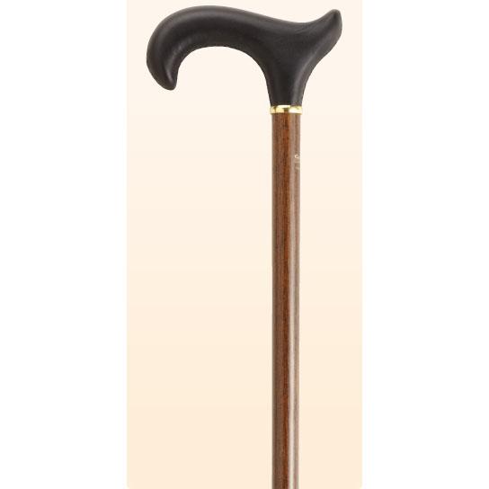 【大感謝価格 】ドイツ・ガストロック社製 杖 Gastrock ガストロック 一本杖 GA-37 ブラウン