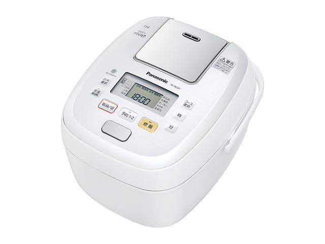 『パナソニック 可変圧力IHジャー炊飯器 1.0L ホワイト SR-PB107-W』(割引不可)キッチン家電 加圧 炊飯器 IH炊飯器 圧力コントロール おどり炊き 可変圧力『パナソニック 可変圧力IHジャー炊飯器 1.0L ホワイト SR-PB107-W』