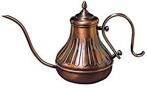 大感謝価格『カリタ 銅ポット 900ml』キッチン用品 銅製 ポット ドリップ式 コーヒーポット『カリタ 銅ポット 900ml』