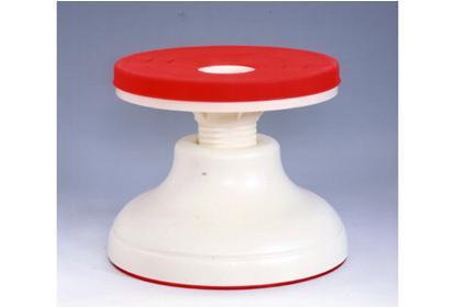 『ニュータイプ浴室用回転椅子 K9001』(割引不可)バス用品 浴室用 回転椅子 イス 高さ調整 風呂用イス『ニュータイプ浴室用回転椅子 K9001』