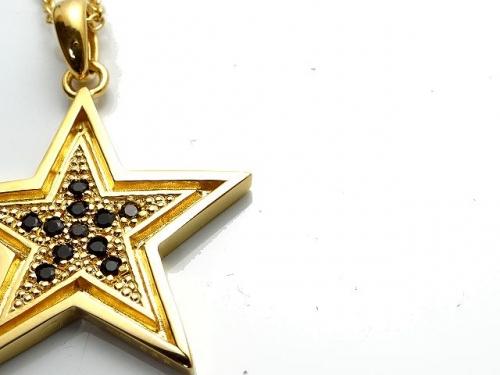 【大感謝価格 】【10-15営業日前後で出荷】KP-414 NW-THE STAR ネックレス