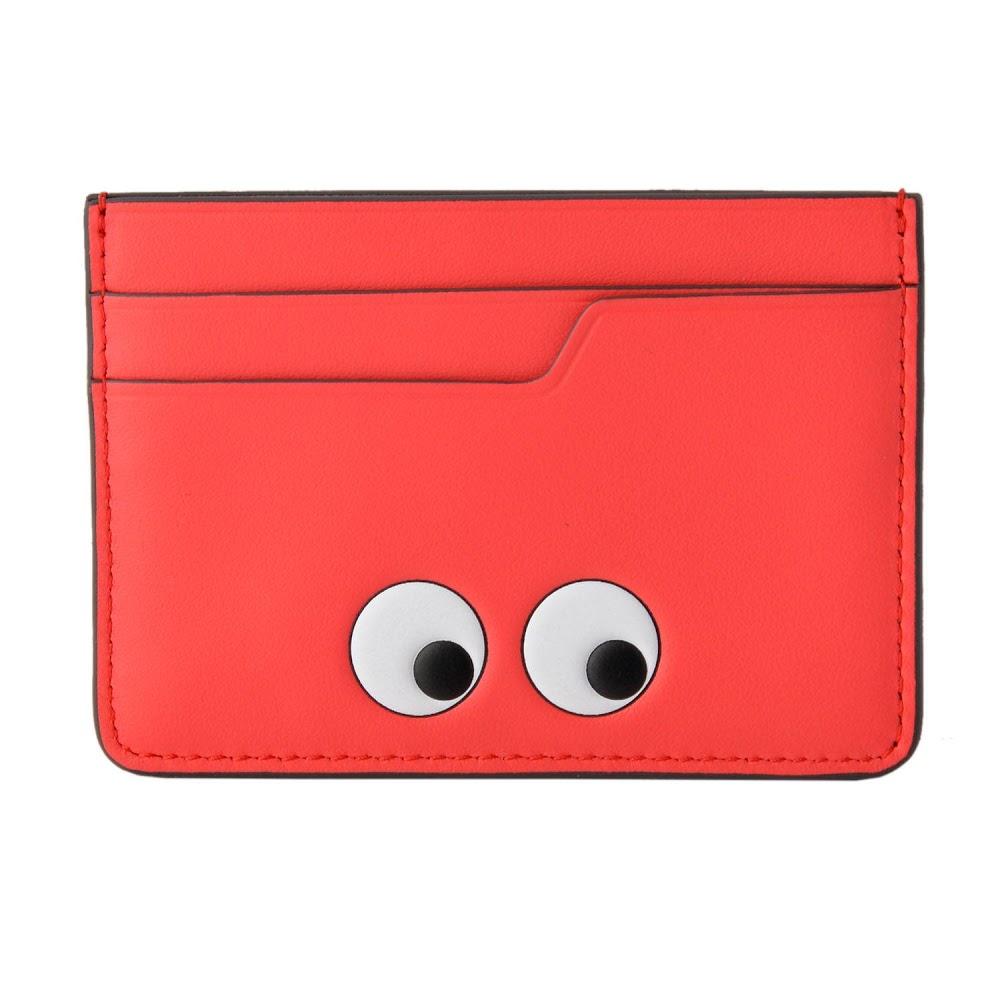【大感謝価格】アニヤハインドマーチ ANYA HINDMARCH 106986 Lollipop アイズ カードケース Eyes Card Case