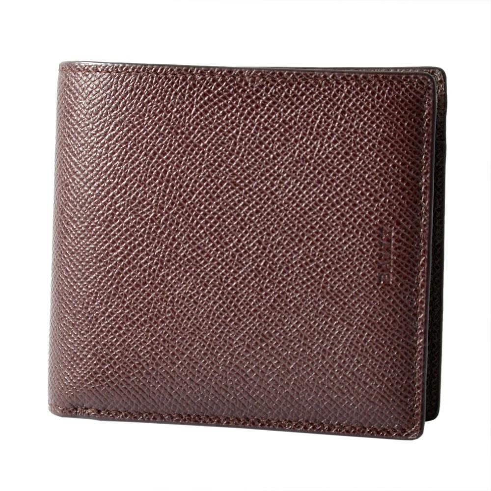 【大感謝価格】バリー BALLY BYIE.B 146 6189592 小銭入れ付 二つ折り財布