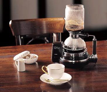 『ツインバード サイホンコーヒーメーカー CM-D854BR』(割引不可)返品キャンセル不可品、お取り寄せ品家電 キッチン家電『ツインバード サイホンコーヒーメーカー CM-D854BR』