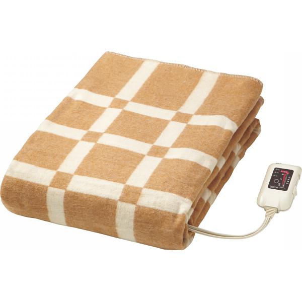 電気掛敷毛布 SB-KG20102:化粧箱入【割引不可、寄せ品キャンセル返品不可、突然終了欠品あり】