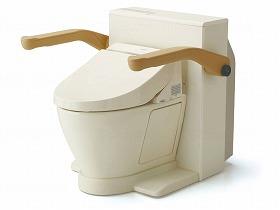 【メーカー直送】TOTOエムテックベッドサイド水洗トイレ--EWRS320R【別途送料発生は連絡します、割引キャンセル返品不可】