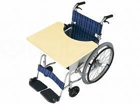 【メーカー直送】日進医療器車椅子用テーブル「これべんり」 軽量タイプ--TY070L【別途送料発生は連絡します、割引キャンセル返品不可】