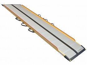 【メーカー直送】ケアメディックス可搬型スロープ ケアスロープ(カーボン)-2.85mCS-285C【別途送料発生は連絡します、割引キャンセル返品不可】