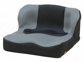 【メーカー直送】タカノ座位保持クッション LAPSグレイ-TC-L01【別途送料発生は連絡します、割引キャンセル返品不可】