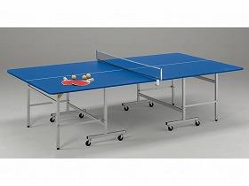 【メーカー直送】トーエイライト卓球台楕円タイプ--B-2634【別途送料発生は連絡します、割引キャンセル返品不可】