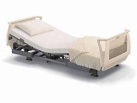 【メーカー直送】パラマウントベッドQ-AURA(クオラ)ベッド 3Mミニ91cm幅KQ-63210【別途送料発生は連絡します、割引キャンセル返品不可】