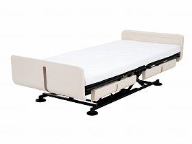【メーカー直送】モルテン電動式介護用ベッド モーニングライトエレガント-MMLTIV【別途送料発生は連絡します、割引キャンセル返品不可】