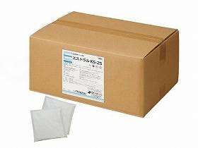 【メーカー直送】日華化学エストラルKS-25(粉末パック洗剤)--KS-25【別途送料発生は連絡します、割引キャンセル返品不可】