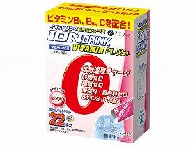 【メーカー直送】ファインイオンドリンク ビタミンプラス 22包ケース-【別途送料発生は連絡します、割引キャンセル返品不可】