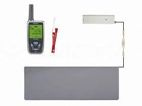 【メーカー直送】竹中エンジニアリング徘徊お知らせお待ちくん携帯型受信機セット--HS-W(KE)【別途送料発生は連絡します、割引キャンセル返品不可】