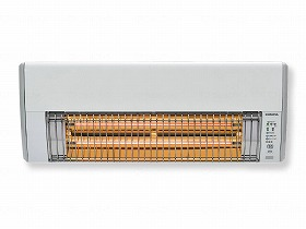 【メーカー直送】株式会社 コロナ壁掛型遠赤外線暖房機 ウォールヒート--CHK-C126A【別途送料発生は連絡します、割引キャンセル返品不可】