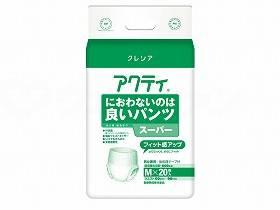 【メーカー直送】日本製紙クレシアGにおわないのは良いパンツスーパーケースM84200【別途送料発生は連絡します、割引キャンセル返品不可】