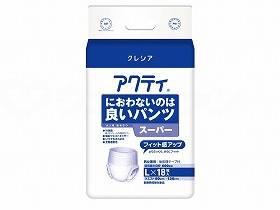 【メーカー直送】日本製紙クレシアGにおわないのは良いパンツスーパーケースL84801【別途送料発生は連絡します、割引キャンセル返品不可】