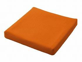 【メーカー直送】日本ジェルピタ・シートクッション55オレンジ55PT002C【別途送料発生は連絡します、割引キャンセル返品不可】