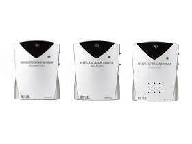 【メーカー直送】キヨタワイヤレスビーム式徘徊離床感知器シルバー-ADX-540HO【別途送料発生は連絡します、割引キャンセル返品不可】