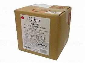 【メーカー直送】日本アルコール産業除菌・消臭剤Qibio(キビオ)寝具・寝室用微香性10L10L-BIB【別途送料発生は連絡します、割引キャンセル返品不可】