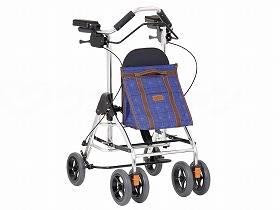 【メーカー直送】幸和製作所馬蹄型歩行車 テイコブ リトルFブルー-WAW03【別途送料発生は連絡します、割引キャンセル返品不可】