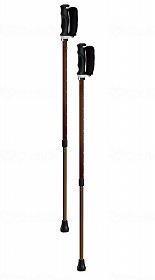 【メーカー直送】シナノもっと安心2本杖(2本組)シェプロン-125536【別途送料発生は連絡します、割引キャンセル返品不可】