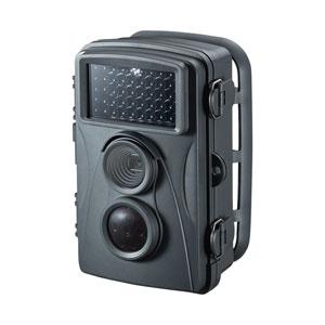 【即納】サンワサプライ セキュリティカメラ CMS-SC01GY