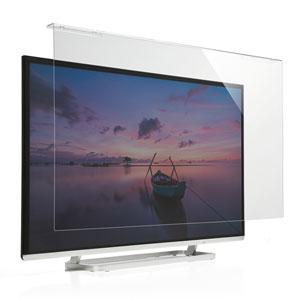 【即納】サンワサプライ 液晶テレビ保護フィルター(60インチ) CRT-600WHG