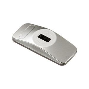 強力両面テープで固定します 薄型でタブレットなどにセキュリティスロットを増設します サンワサプライ 新色 eセキュリティ 直輸入品激安 薄型取付部品 SLE-20P