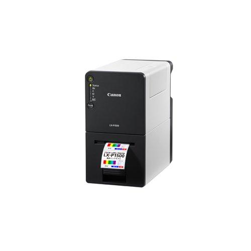 【即納】キヤノン カラーラベルプリンター LX-P1500(100V 50/60Hz) [9050B001]