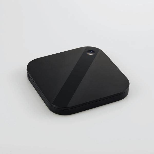 【即納】[ELECOM(エレコム)] スマートフォン用外付けバックアップハードディスク ELP-SHU005UBK