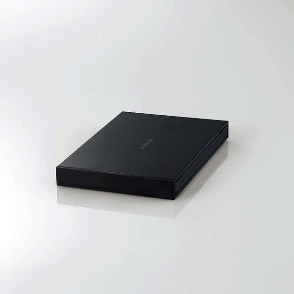 5%OFF パソコン 周辺機器 外付けドライブ ストレージ 外付けSSD 即納 エレコム 最新 SSD 耐衝撃 外付け 耐振動 USB3.2 ブラック Gen1 ポータブル 500GB