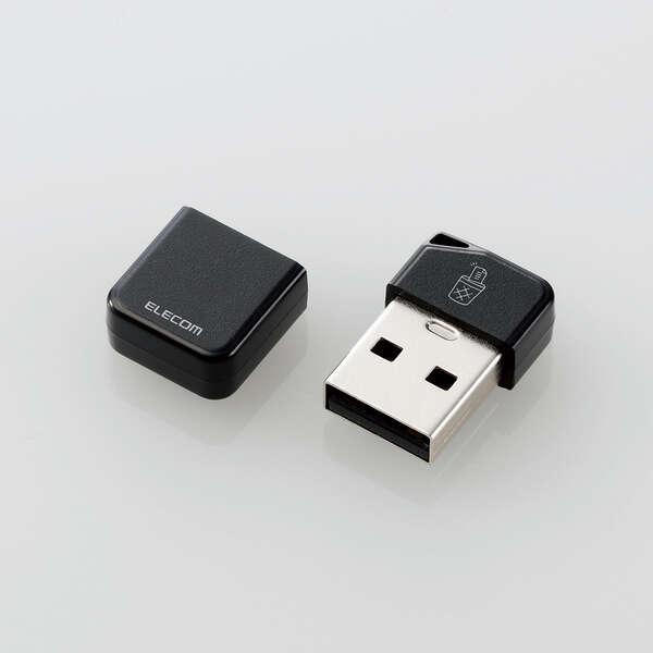 パソコン 周辺機器 外付けドライブ ストレージ USBメモリ 即納 エレコム USBメモリ ブラック 対応 64GB 誤消去防止機能ソフト対応 直営限定アウトレット USB3.2 キャップ付 当店は最高な サービスを提供します Gen1 小型