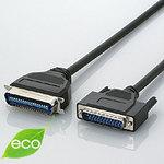 即納 エレコム 贈物 環境対応プリンタケーブル 正規品送料無料 CPC-ECO15 ELECOM 1.5m