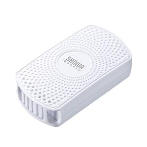 【メール便送料無料】サンワサプライ 温度・湿度センサー内蔵ビーコン(3個セット) [MM-BLEBC2]