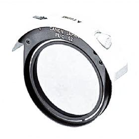 キヤノン 52mmドロップイン円偏光フィルターPL-C52 [2585A001]