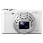 SONY デジタルスチルカメラ Cyber-shot WX500 (1820万画素CMOS/光学x30) ホワイト DSC-WX500/W