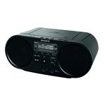 カテゴリ:SONY システムオーディオ 送料無料限定セール中 選択 ラジオカセット SONY CDラジオ B ZS-S40 ブラック