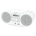 カテゴリ:SONY システムオーディオ ラジオカセット 爆買い送料無料 SONY ZS-S40 CDラジオ 格安SALEスタート ホワイト W