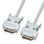 サンワサプライ NEC対応ディスプレイケーブル(アナログRGB・5m) KB-D155N [KB-D155N]
