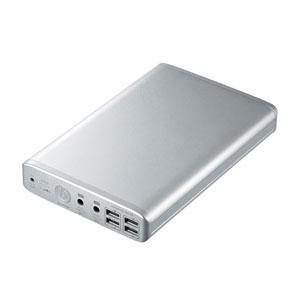 【即納】サンワサプライ ノートパソコン用モバイルバッテリー BTL-RDC12N