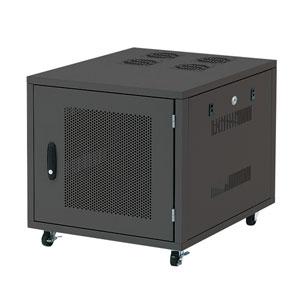 サンワサプライ 19インチサーバーボックス(9U) CP-SVNC1