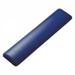 サンワサプライ キーボード用リストレスト(レザー調素材、ブルー) [TOK-GELPNLBL]|| SANWA