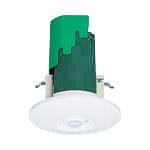 パナソニック [天井取付]熱線センサ付自動スイッチ(子器・2速換気扇接続端子付・親器3系統連動形)(換気扇300W・検知後換気扇連続動作時間約10秒 - 30分可変形)(AC100V) WTK2943K [WTK2943K]