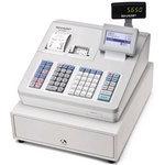 シャープ 電子レジスタ ブロック別キーボードタイプ ホワイト XE-A407-W [XE-A407-W]