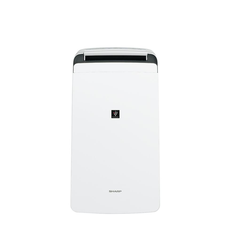 シャープ 衣類乾燥除湿機 スタンダードタイプ (CV-L120-W ホワイト系) プラズマクラスター7000 [cvl120w]